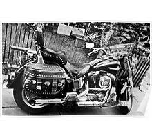 My Harley Davidson #2 Poster