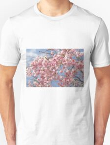 Japanese Weeping Cherry blossoms T-Shirt