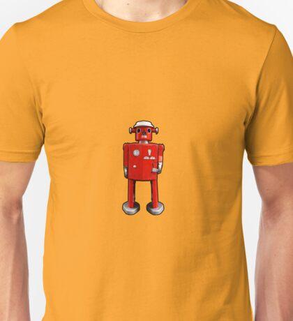 Atomic Robot Man Unisex T-Shirt