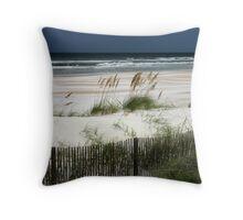 Ocean scene. Throw Pillow