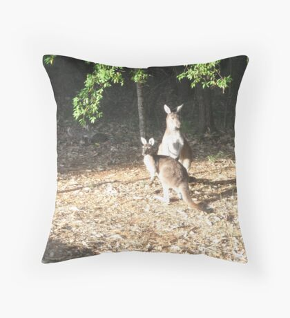Roos Throw Pillow