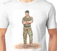 Royal Marine Officer Unisex T-Shirt