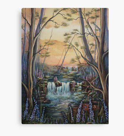 Journey Into A Dream Canvas Print
