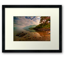 Lomond Light Framed Print