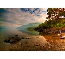 Lomond Light Photographic Print