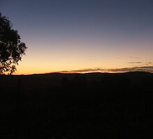 Toodyay sunset by emma71