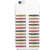 Cadillac Fleet iPhone Case/Skin