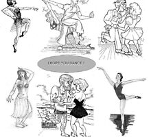 I hope you DANCE! by BobHenry
