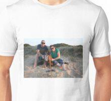 15. Jaclyn & Marc & their boxer Unisex T-Shirt