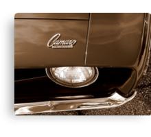 Camaro, By Chevrolet Canvas Print
