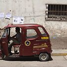 Taxista by Ryan Bird