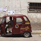 Taxista by theblackazar