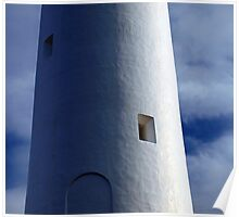 Aireys Lighthouse twisted Poster