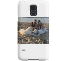 12. Stevie & Vivian & their Malamutes Samsung Galaxy Case/Skin