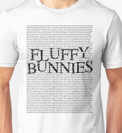 Fluffy Bunnies Unisex T-Shirt