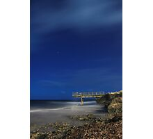 North Beach Jetty - Western Australia  Photographic Print