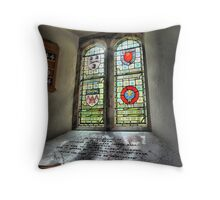 In Loving Memory Of Henry Corrie Jackson Throw Pillow