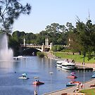 river torrens by sharon wingard