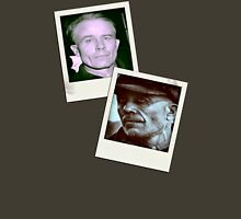 Ed Gein Double Photo Stack Unisex T-Shirt