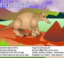 Ode to an Aardvark by BobHenry