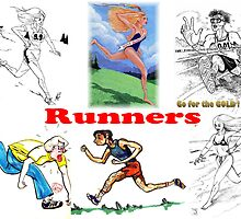 Runners by BobHenry