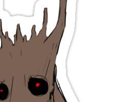 Rocket & Groot Sticker