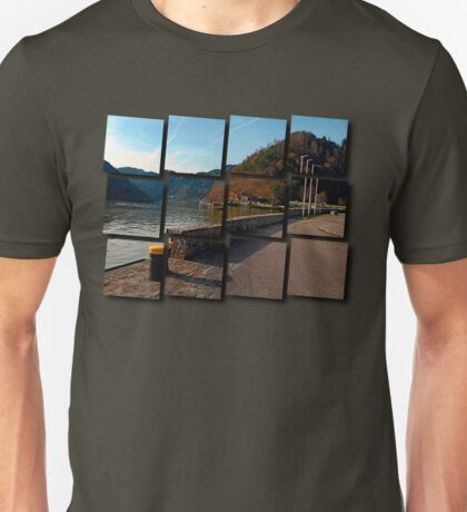 Sunny afternoon at the harbour | landscape photography Unisex T-Shirt