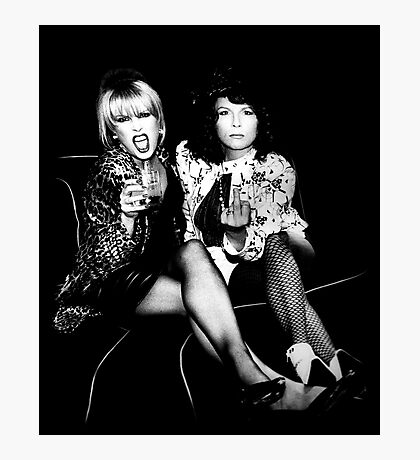 Absolutely Fabulous Photographic Print