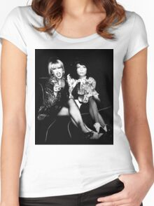 Absolutely Fabulous Women's Fitted Scoop T-Shirt