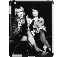Absolutely Fabulous iPad Case/Skin
