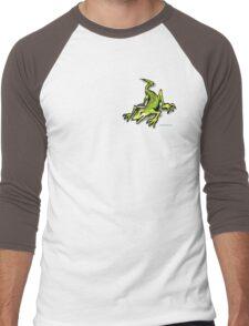 Lizard Pocket Tee Men's Baseball ¾ T-Shirt