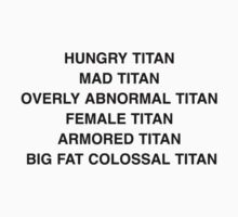 the titan song by XxFancyTrancyxX