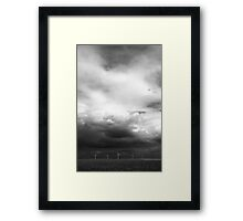 Reap the Wind Framed Print