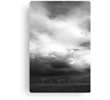 Reap the Wind Canvas Print