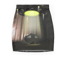 Urban Freedom Outlander Mark II UFO Scene Pencil Skirt