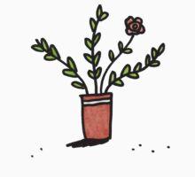 Pretty Plant 1 One Piece - Long Sleeve
