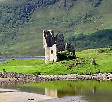 Ardvreck Castle by jacqi