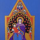 Madonna and Child by Shulie1
