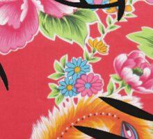 Flower Shaka Sticker