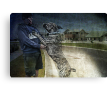bigfella Canvas Print