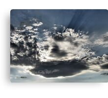 Clouds 1 Canvas Print