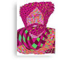 Jerry Garcia 2 Canvas Print
