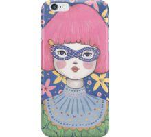 Flower Bandit - Jasmine iPhone Case/Skin