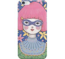 Flower Bandit - Jasmine iPhone Case/Skin