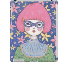 Flower Bandit - Jasmine iPad Case/Skin