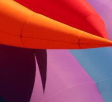 Colorful Balloon Sticker