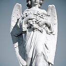 Grieving Angel by yurix
