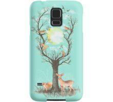 Listen to the Birds Samsung Galaxy Case/Skin