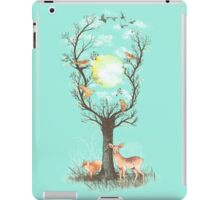 Listen to the Birds iPad Case/Skin