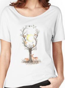 Listen to the Birds Women's Relaxed Fit T-Shirt